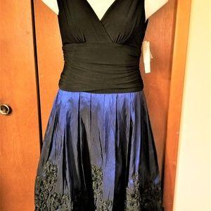 Vintage S.L. Fashions Party Dress NWT Size 8